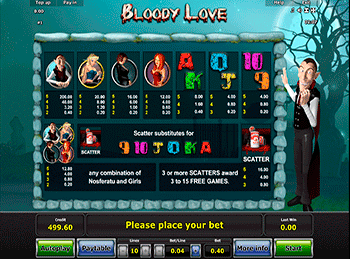 Bloody Love 3